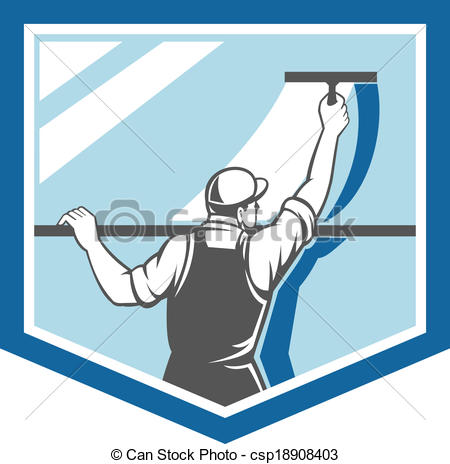window cleaner clipart clipground