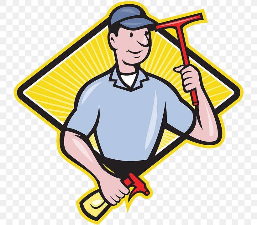 Window Cleaner Clip Art Illustration, PNG, 770x720px, Window.