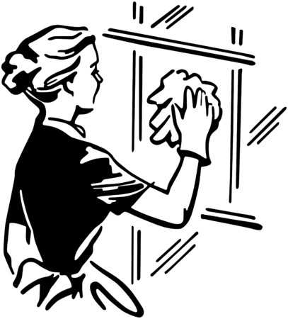 3,529 Window Cleaning Stock Illustrations, Cliparts And Royalty Free.