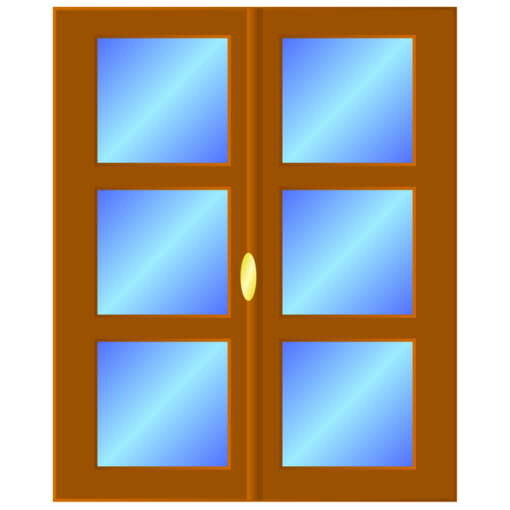Gingerbread clipart window, Gingerbread window Transparent.