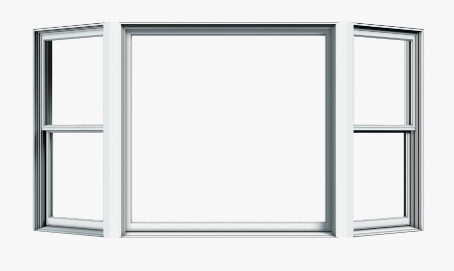 Windows Clipart Bay Window.