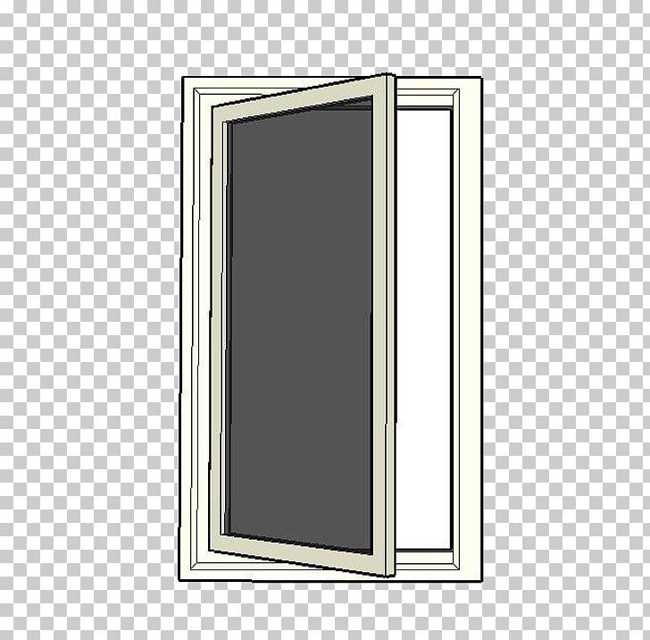 Window Door Glass, Single door painted glass window glazing.