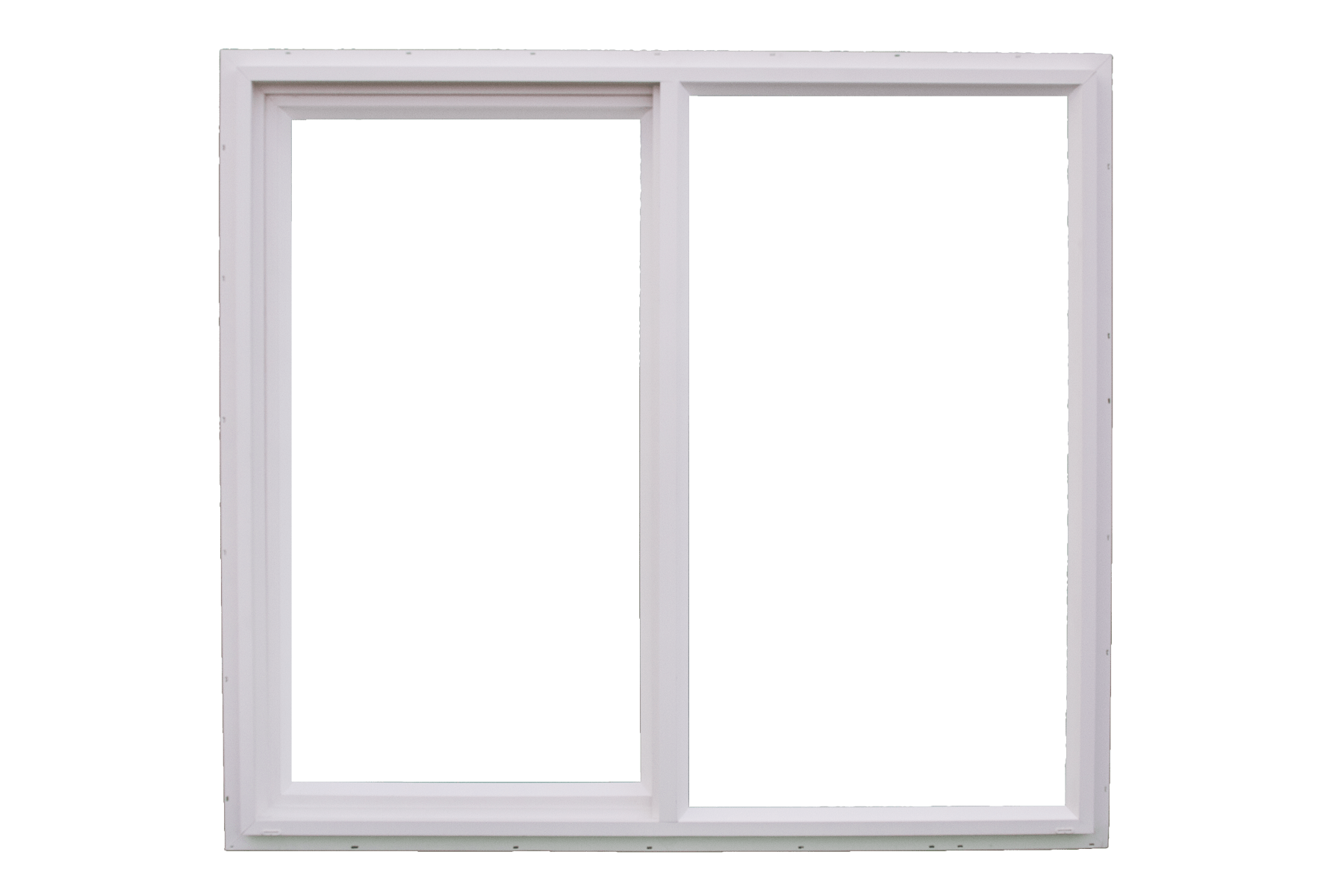 White Window transparent PNG.