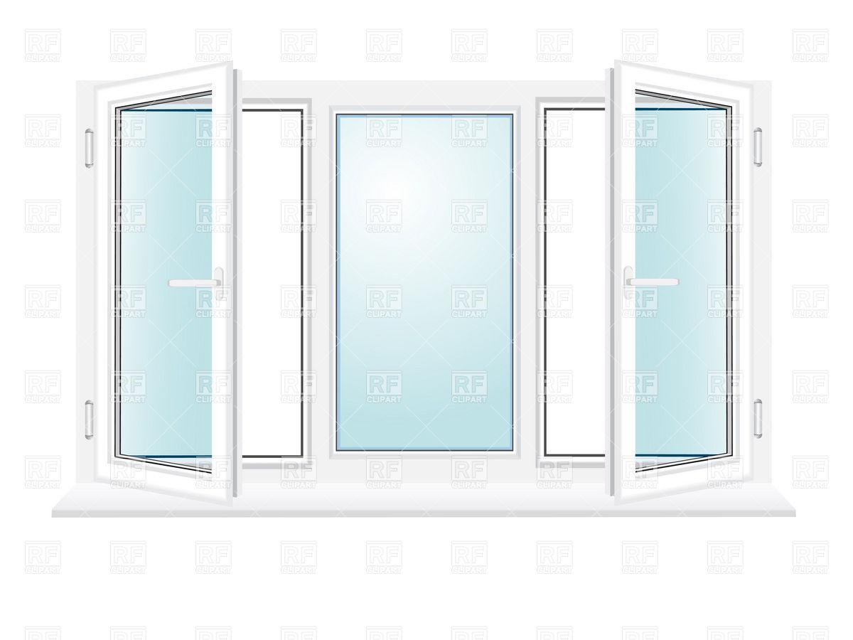 5929 Window free clipart.