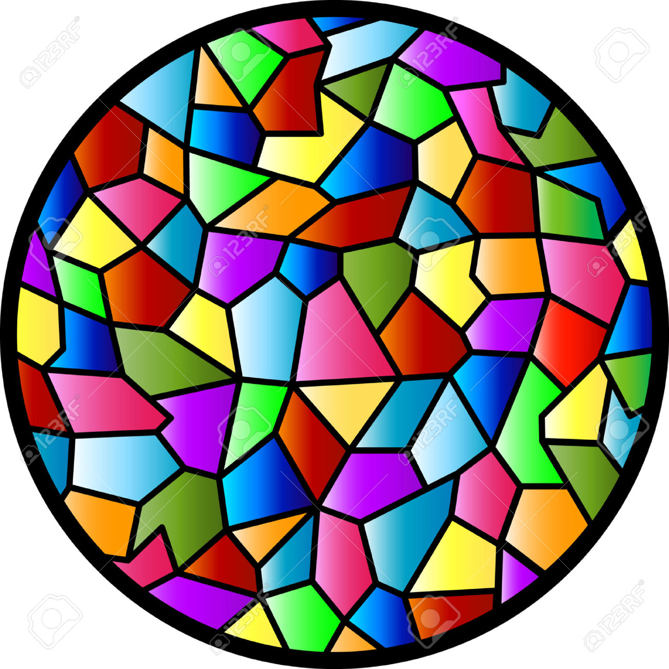 Free Military Stained Glass Patterns