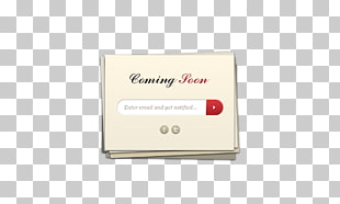 18 coming Soon Page PNG cliparts for free download.