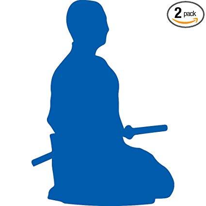 Amazon.com: Samurai Silhouette Warrior Ninja clipart.