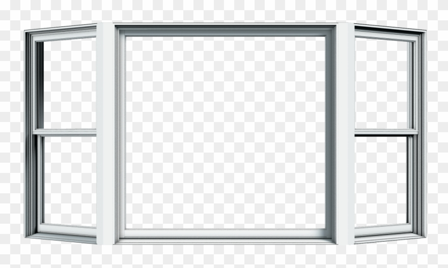 Window Frame Vector.