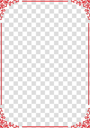 Borders Book transparent background PNG cliparts free.