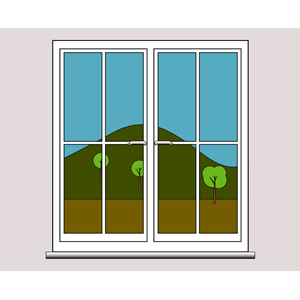 Truly transparent window clipart, cliparts of Truly.