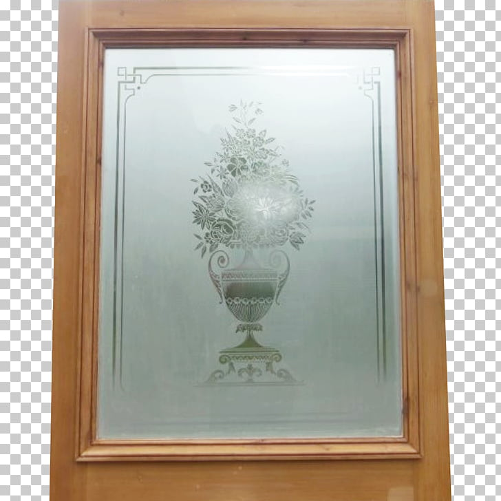 Window Glass etching Door Glass etching, frosted glass PNG.