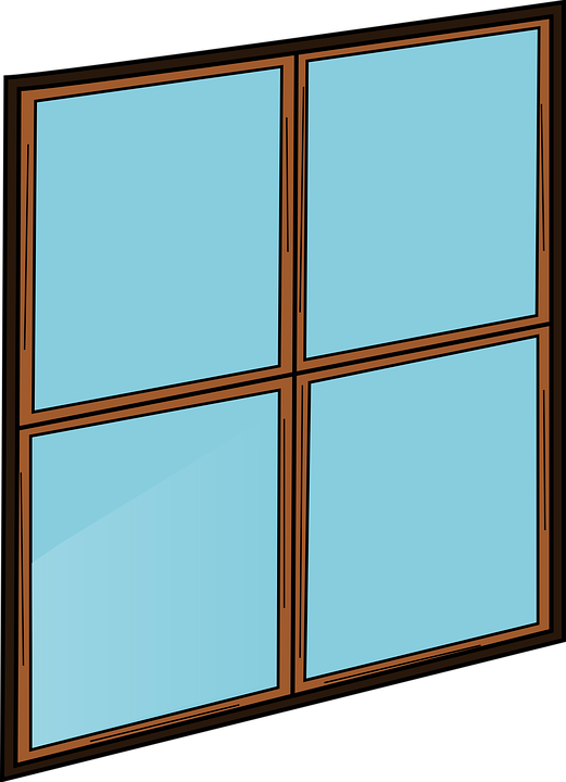 Free vector graphic: Window, Glass, See.