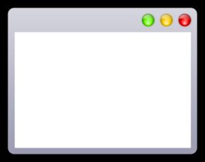 Window Icon Clip Art at Clker.com.