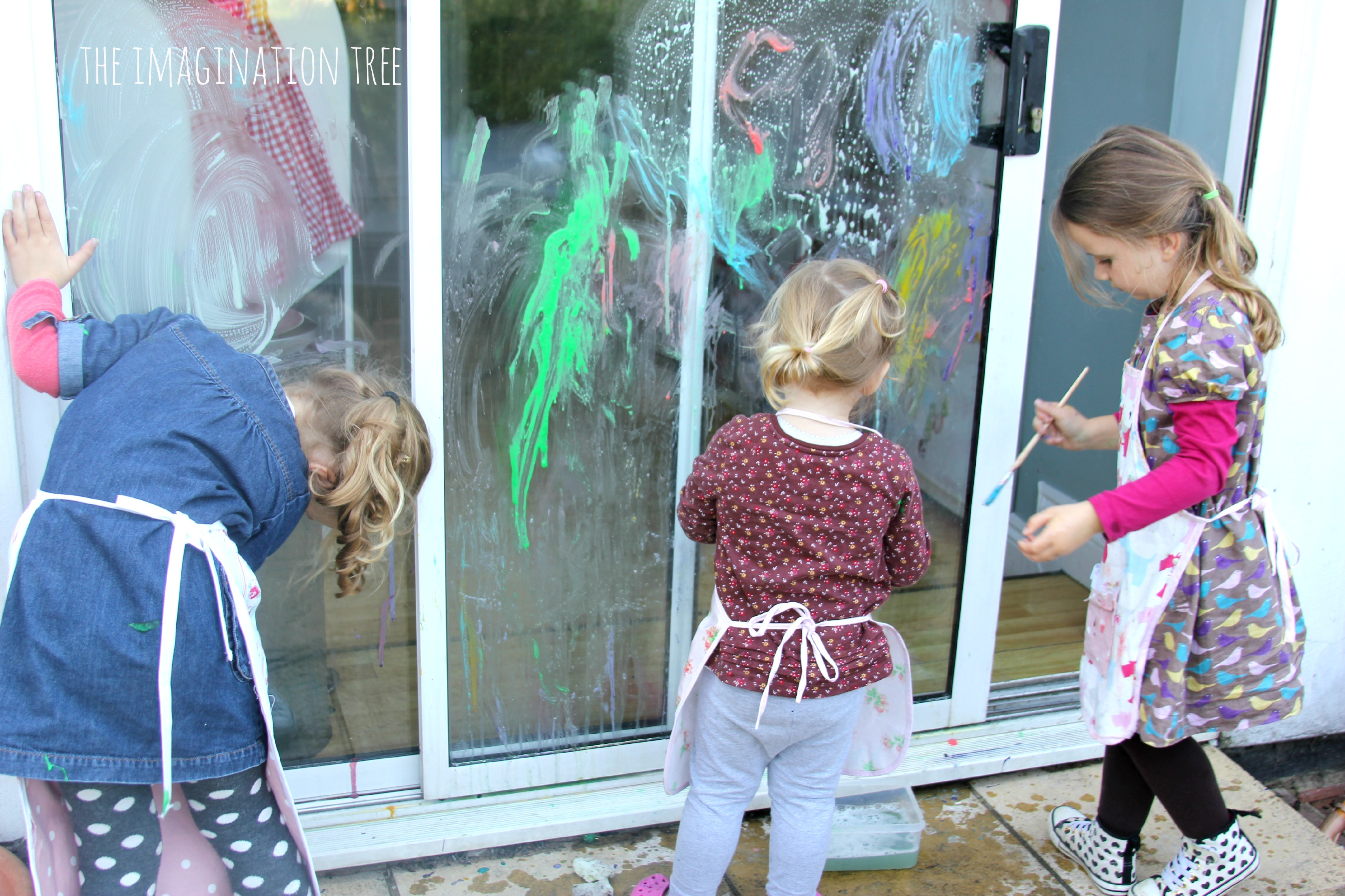 Can you paint over washable clipart.