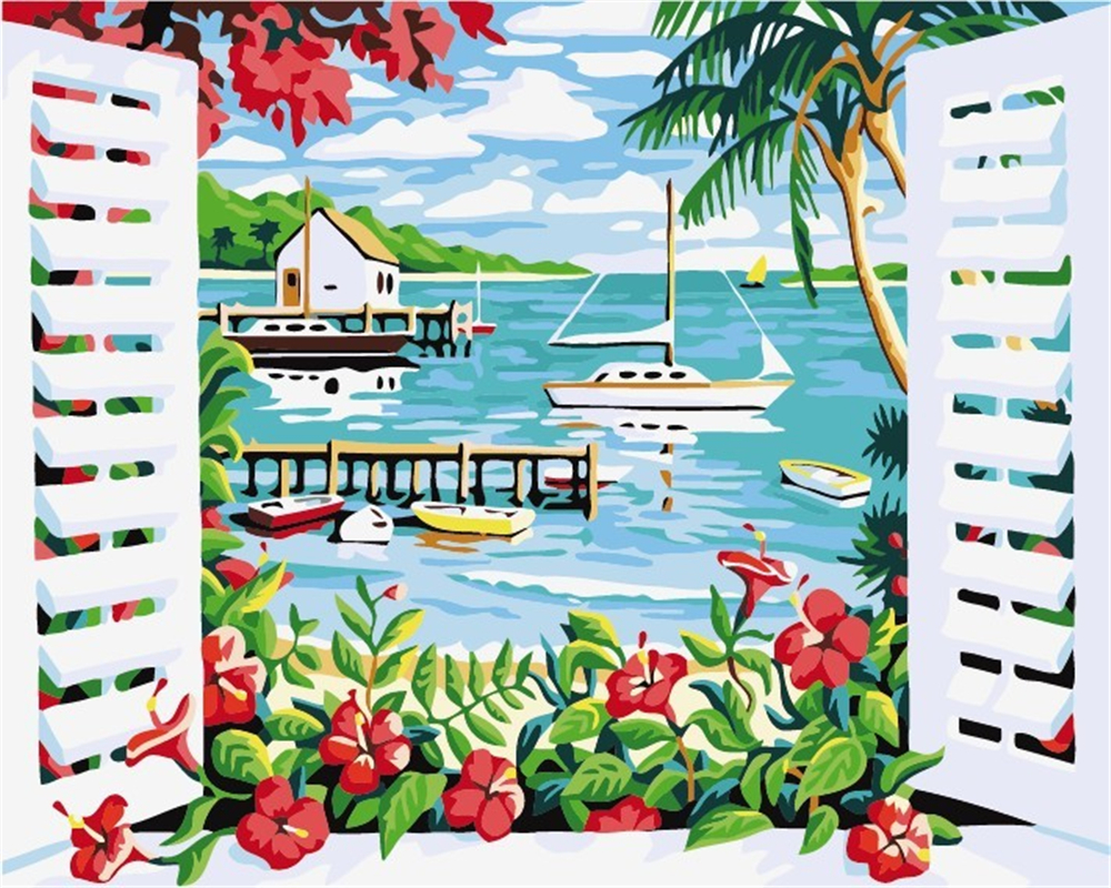 Online Buy Wholesale window decorating paint from China window.