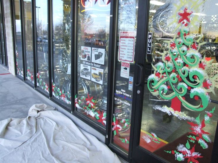 1000+ images about Window art painting on Pinterest.