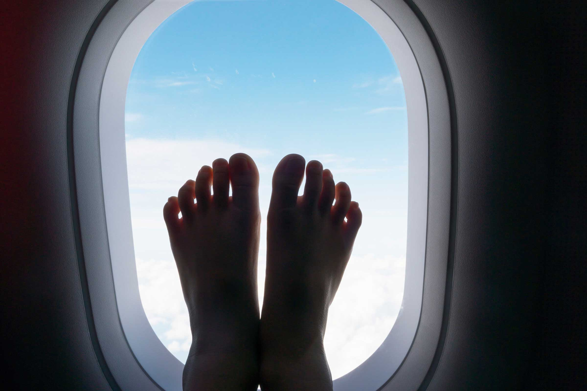 Airplane Travel: Things to Never Do on a Plane.