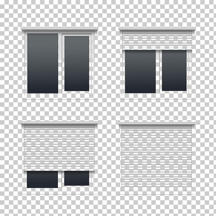Window blind Roller shutter Nightstand Window shutter.