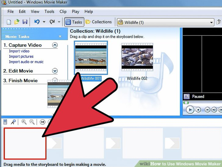 How to Use Windows Movie Maker: 11 Steps (with Pictures).