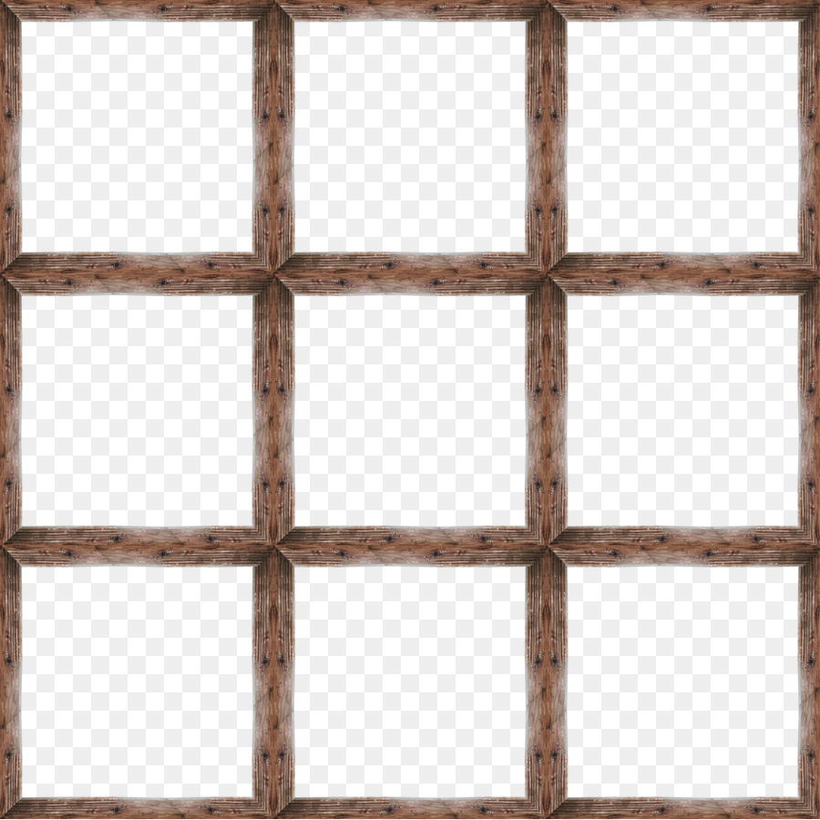Wood Texture Frame png download.