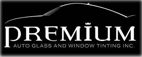 PREMIUM AUTO GLASS AND WINDOW TINT.