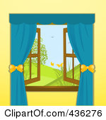 Window views clipart - Clipground