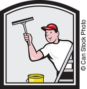 Window cleaner Clipart and Stock Illustrations. 10,587 Window.