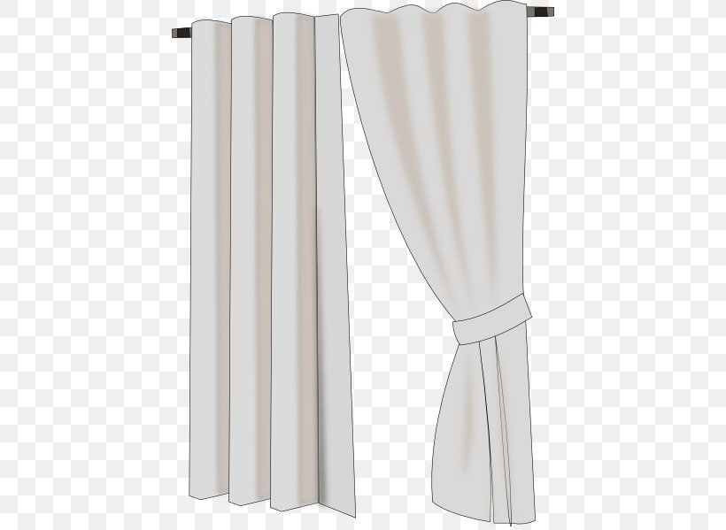 Window Curtain Clip Art, PNG, 432x599px, Window, Bed.