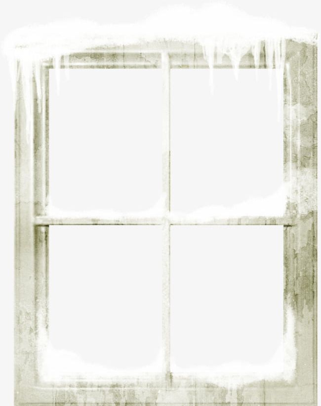 Snow Covered Windows PNG, Clipart, Cartoon, Covered Clipart.