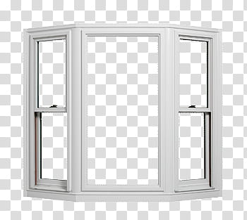 white windowpane transparent background PNG clipart.