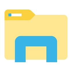 Display Full Path in Title Bar of File Explorer in Windows 10.