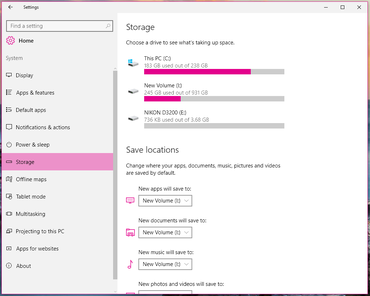 How to change clipart size in windows 10.