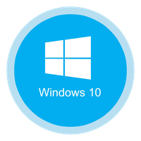 Download Windows 10 Free PNG, icon and clipart.