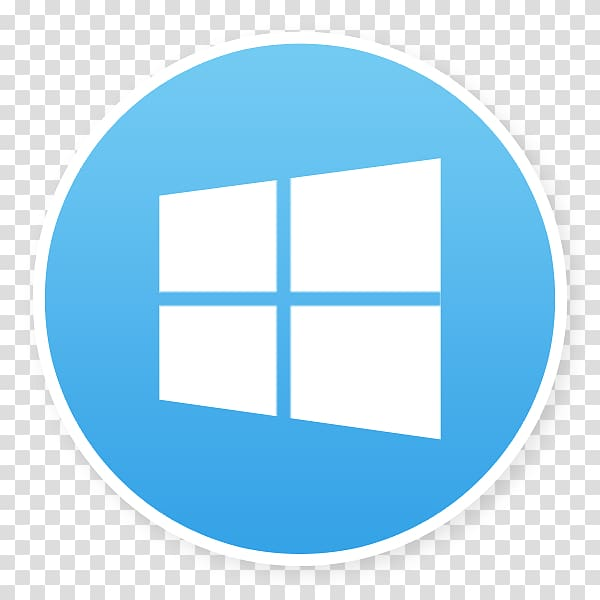 Windows 8 Computer Icons Windows 10, window transparent background.