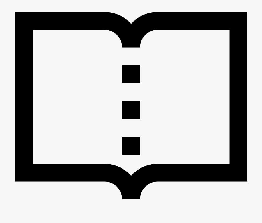 Windows 10 Book Icon , Free Transparent Clipart.