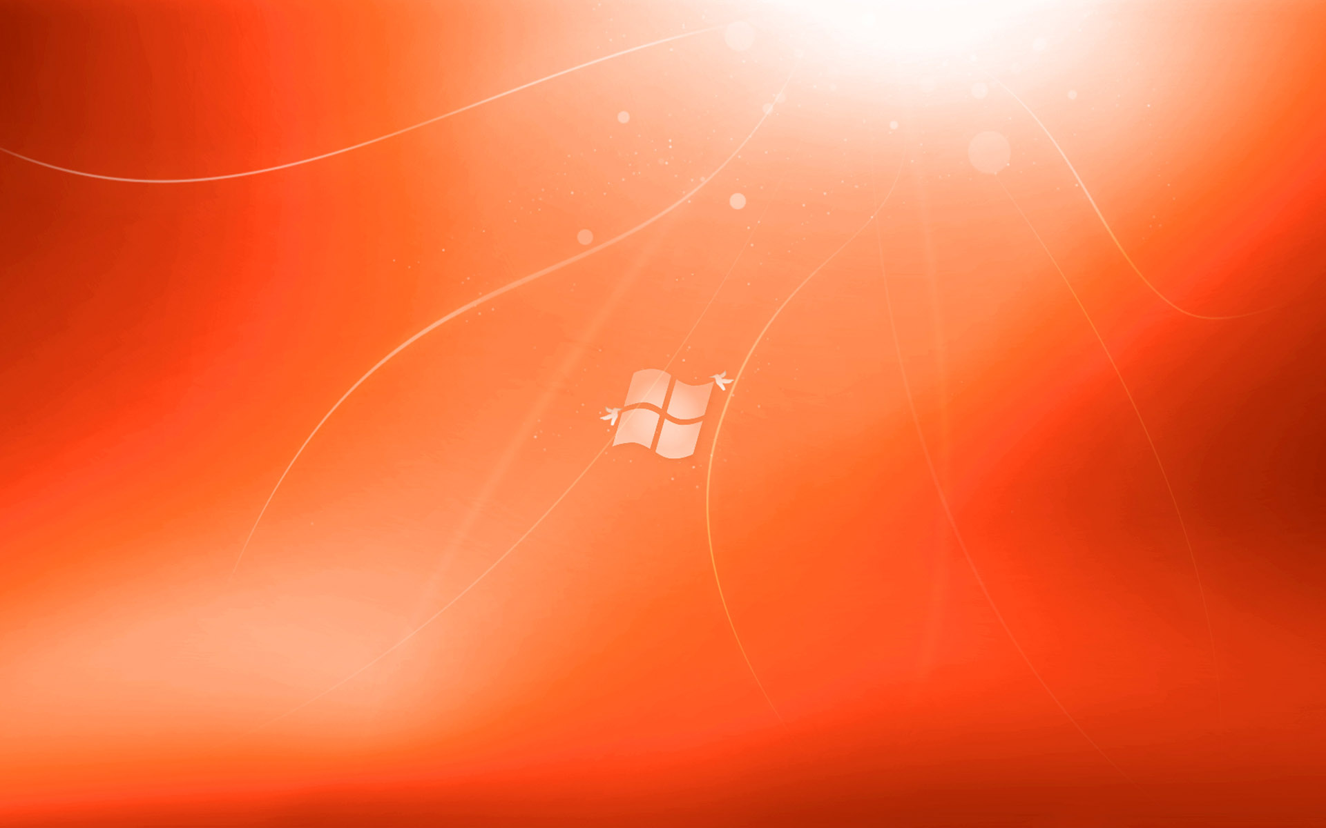 Windows 7 clipart red.