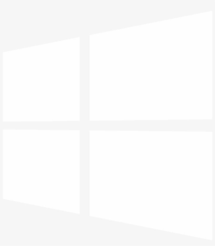 Windows 10 Logo Png White Png Transparent Download.