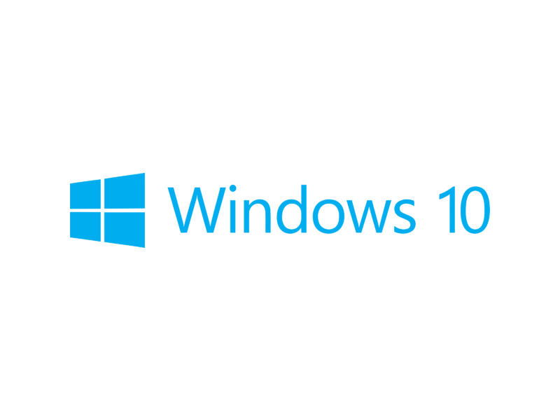 Windows 10 Logo PNG Transparent & SVG Vector.