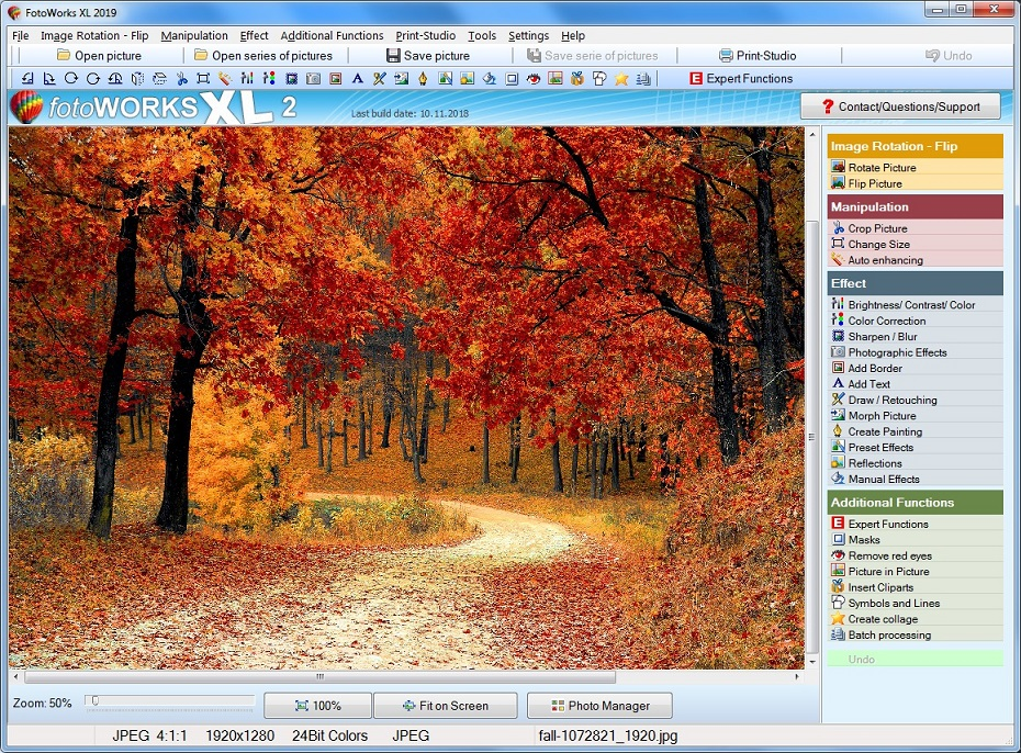 Photo Editing Software for Windows 10 (2020 Version) Free.