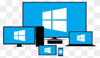 Microsoft® Windows 10 For Business.