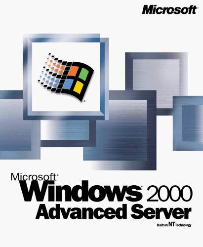 Microsoft Windows 2000 Advanced Server (25.