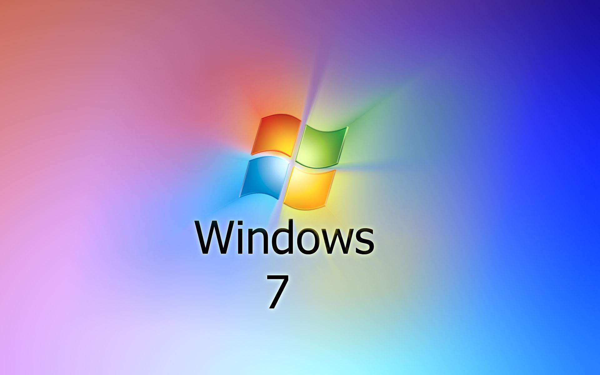 Hd Windows 7 Clipart 1080p.