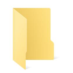 Folder Icon Windows #403360.