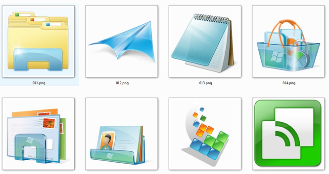 Download Windows 7 Icon.