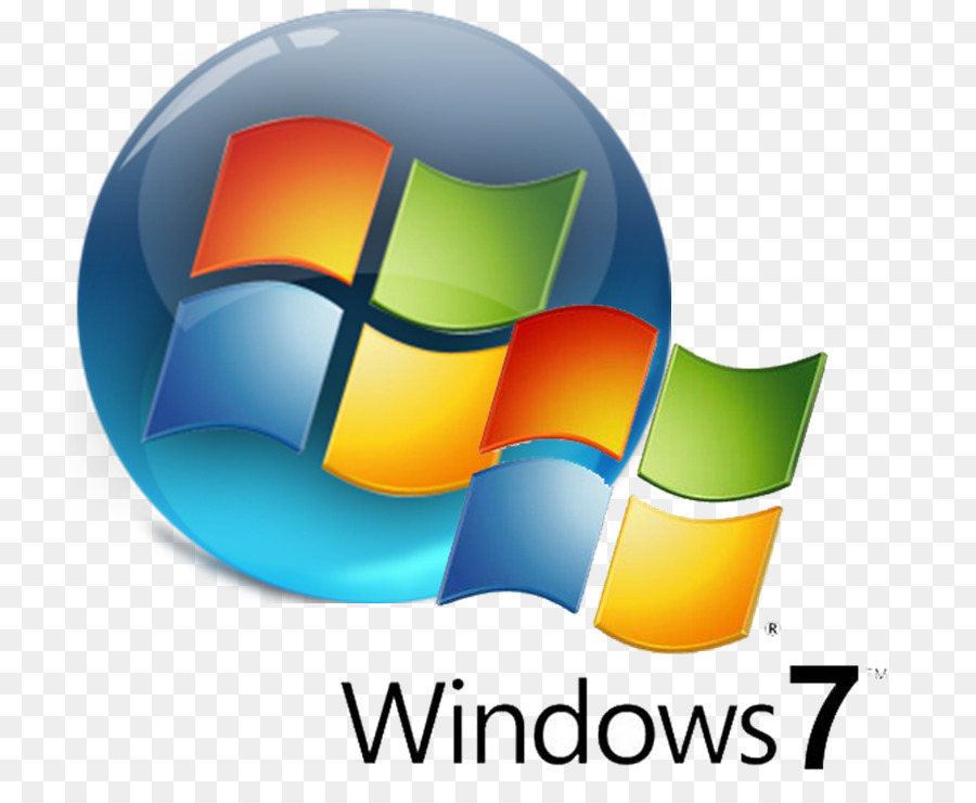 Windows 7 Diagram png download.