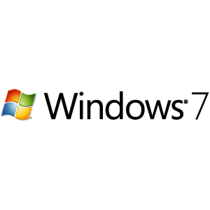 Windows 7 logo vector in .eps and .png format.