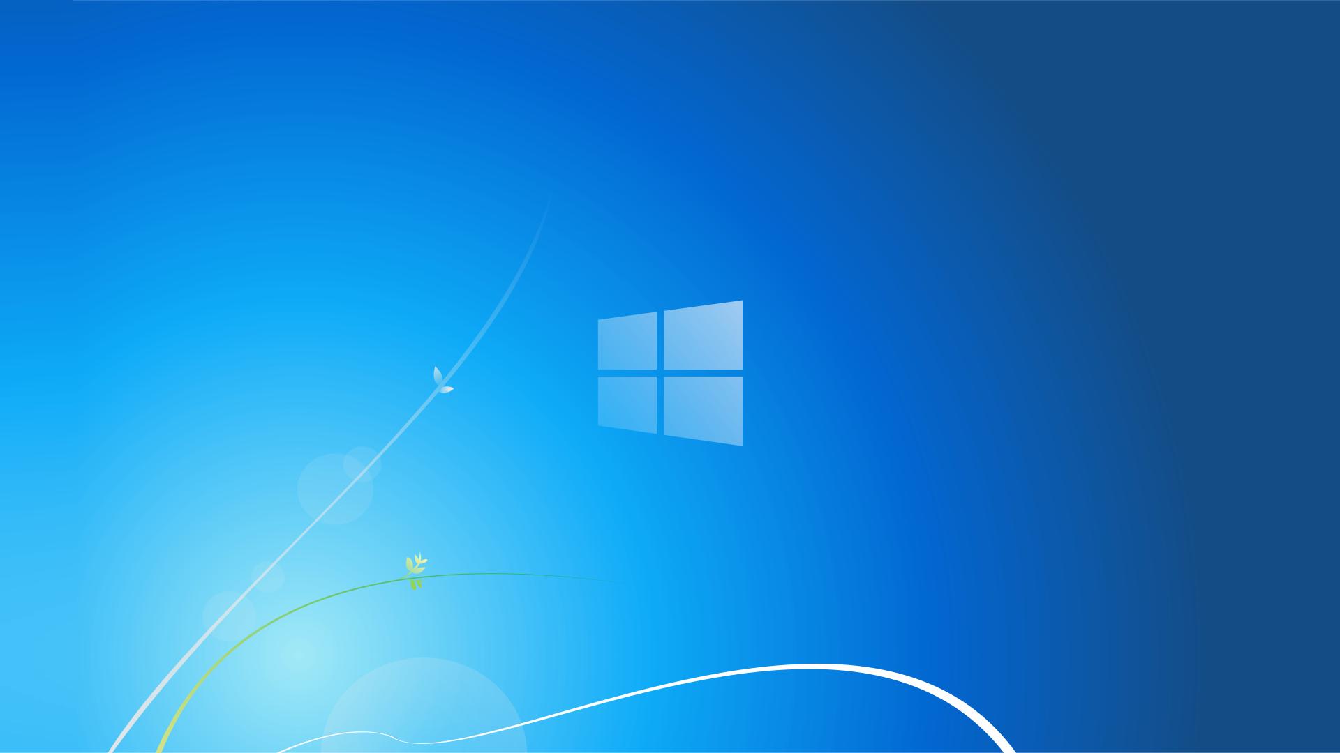 Windows 7 Wallpaper 7.
