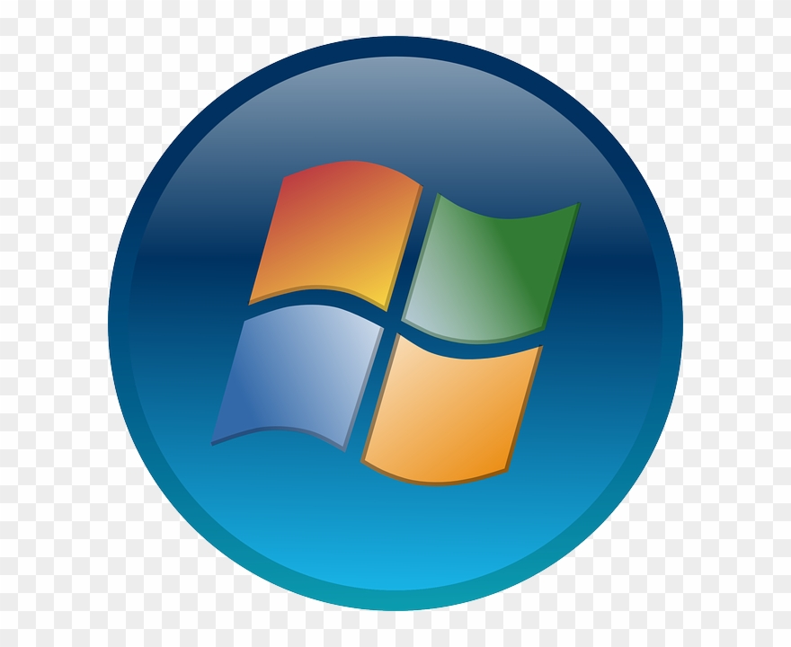 Windows 7 Start Button Small Clipart (#165664).
