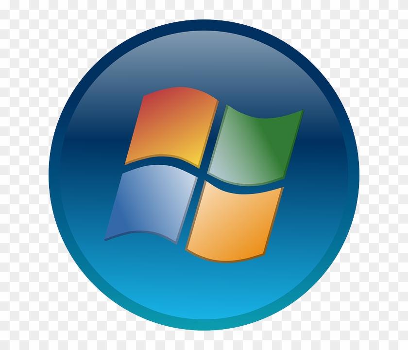 Windows Start Orb Png.