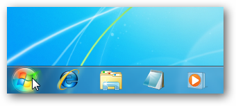 Change the Windows 7 Taskbar to Work Like Vista.